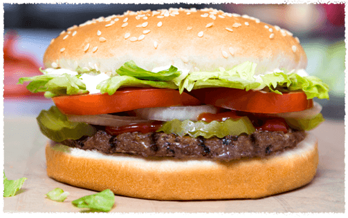 WHOPPER® A TU MANERA